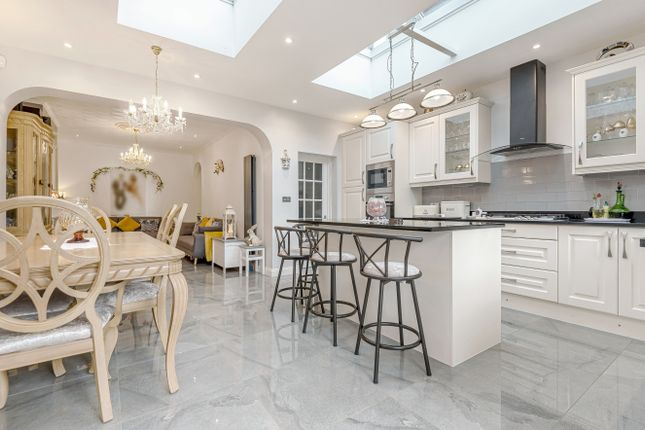 Semi-detached house for sale in Footscray Road, London
