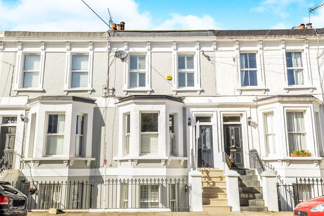 Thumbnail Terraced house for sale in Anselm Road, London