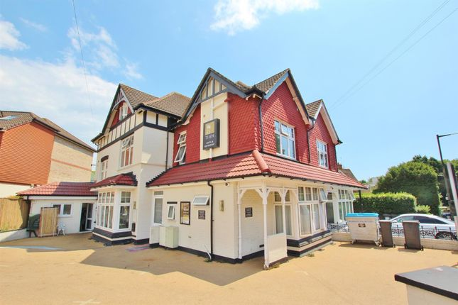 Thumbnail Detached house for sale in West Cliff Road, Bournemouth