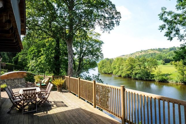 Thumbnail Detached house for sale in Wye Valley, River Wye Frontage