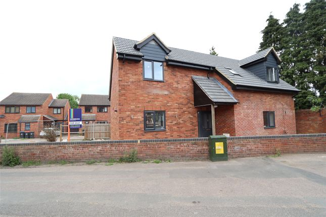 2 bed detached house for sale in Newport Road, New Bradwell, Milton Keynes MK13