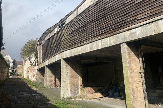 Thumbnail Warehouse for sale in Former Warehouse, Chicks Lane, Whitburn