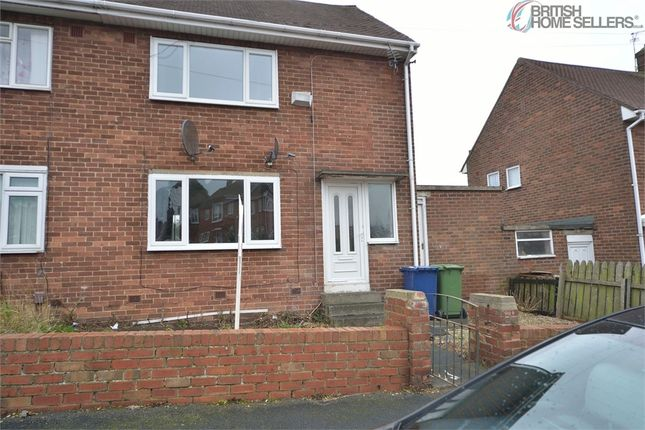 Thumbnail Semi-detached house for sale in Thistle Road, Sunderland, Tyne And Wear