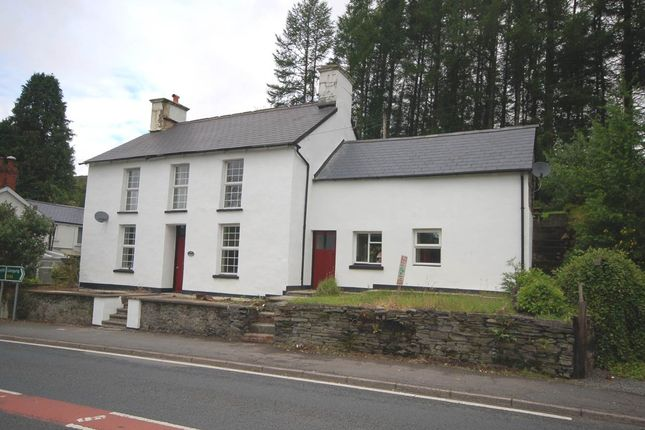 Thumbnail Detached house to rent in Castle House, Ponterwyd, Aberystwyth
