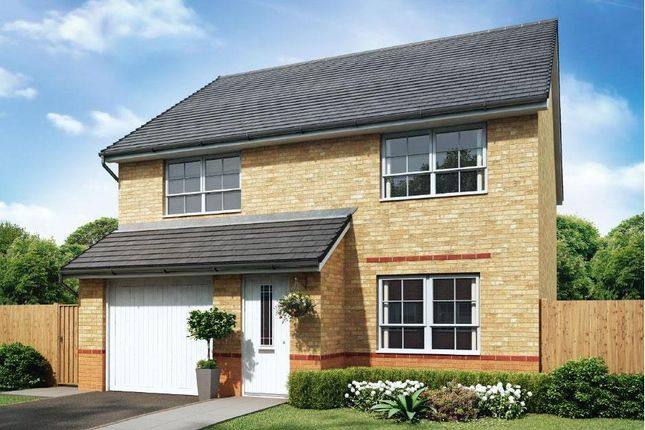 "Thumbnail Detached house for sale in ""Kennford"" at Weston Hall Road, Stoke Prior, Bromsgrove"