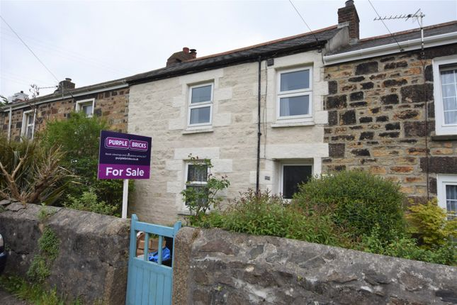 Thumbnail Terraced house for sale in Chapel Road, Camborne