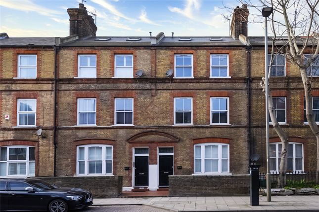 External of Queenstown Road, London SW8