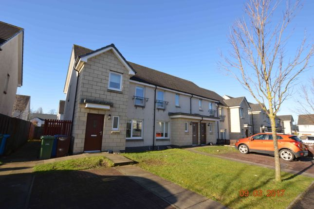 Thumbnail End terrace house to rent in Belvidere Avenue, Belvidere Village, Glasgow