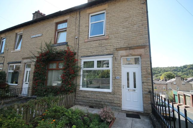 Thumbnail End terrace house for sale in Stansfield Road, Todmorden