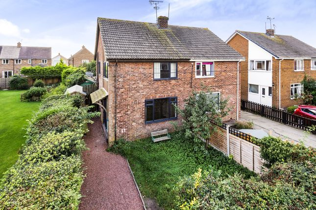 3 bed semi-detached house for sale in Marlborough Avenue, Tadcaster, North Yorkshire LS24