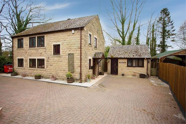 Thumbnail Detached house for sale in Dale Road South, Darley Dale, Matlock, Derbyshire