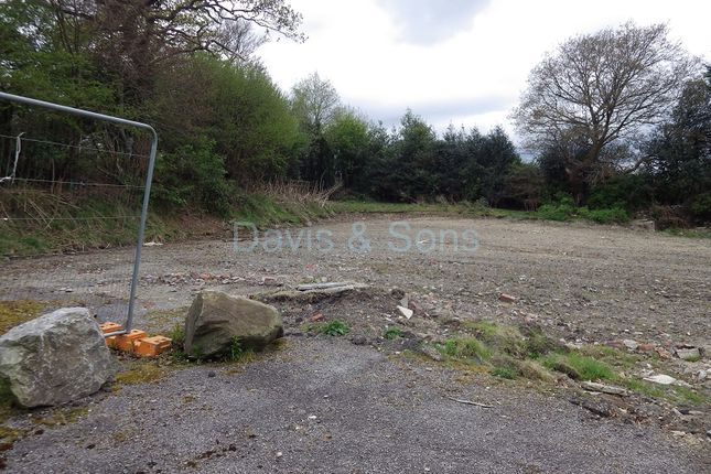 Thumbnail Land for sale in Newbridge Road, Pontllanfraith, Blackwood, Caerphilly.