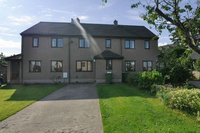 Thumbnail Terraced house for sale in 8 Quarry Close, Kirkby Stephen, Cumbria