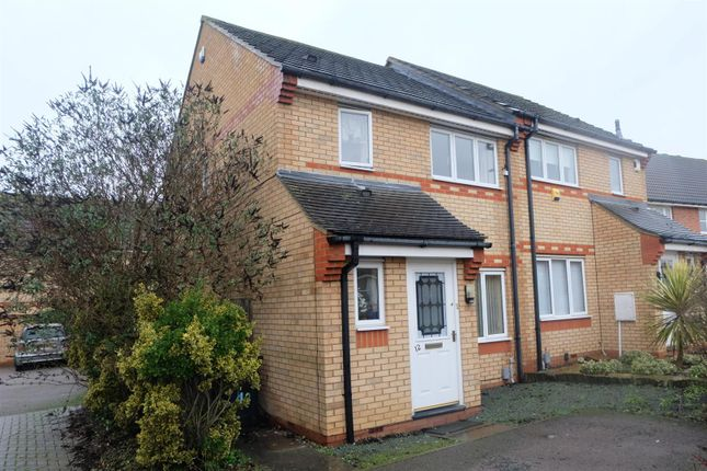 Thumbnail Property for sale in De Havilland Avenue, Shortstown, Bedford