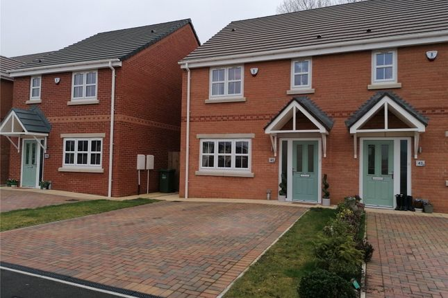 3 bed semi-detached house to rent in Casson Gardens, Thornaby, Stockton-On-Tees TS17
