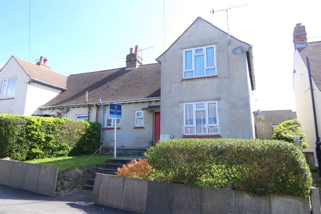 Thumbnail Semi-detached house for sale in Park View, Folkestone