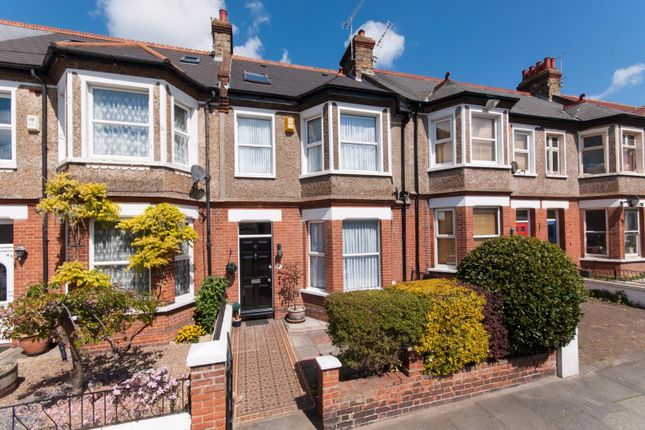 Thumbnail Terraced house for sale in Approach Road, Margate