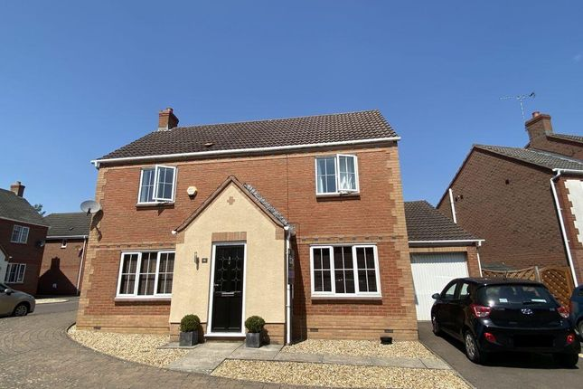Thumbnail Detached house for sale in Wigeon Lane, Walton Cardiff, Tewkesbury