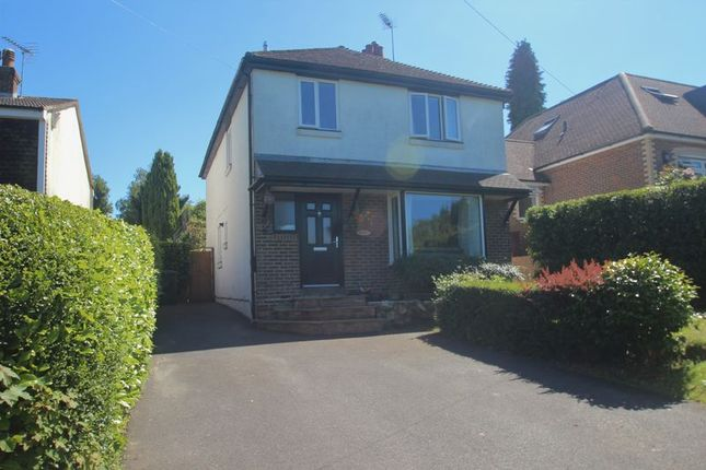 Thumbnail Detached house for sale in Hollydene Road, Sparrows Green, Wadhurst