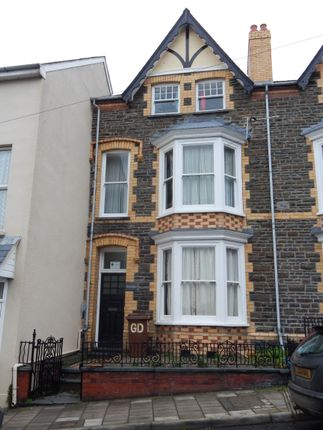 Thumbnail Shared accommodation to rent in Trinity Road, Aberystwyth