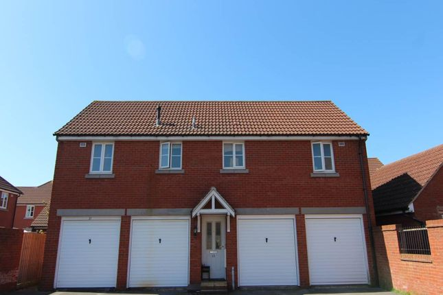 Thumbnail Flat to rent in Hestercombe Close, Weston Village, Weston-Super-Mare