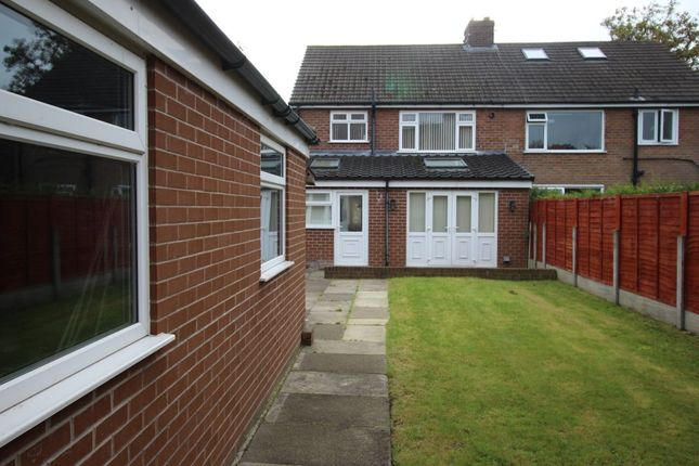 Thumbnail Semi-detached house for sale in Mayfield Road, Aigburth, Liverpool