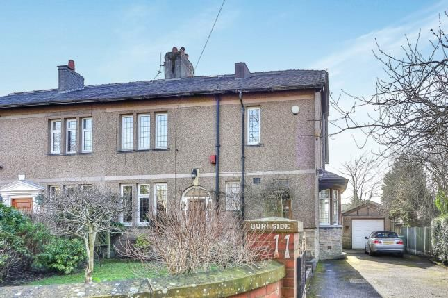 Thumbnail Semi-detached house for sale in Reedley Drive, Reedley, Burnley, Lancashire