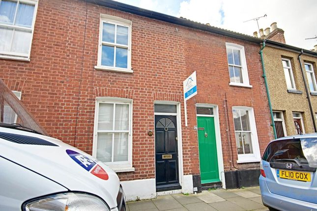 Thumbnail Terraced house to rent in Grange Street, St.Albans