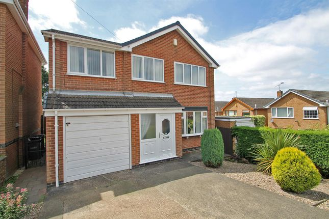 Thumbnail Detached house for sale in Houldsworth Rise, Arnold, Nottingham