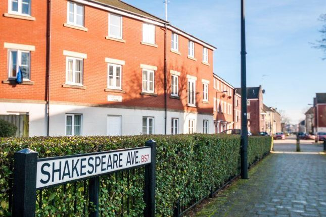 Thumbnail Flat to rent in Shakespeare Avenue, Horfield, Bristol