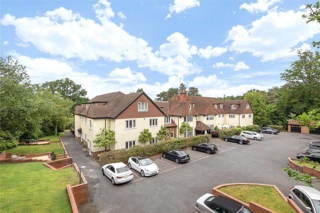 Thumbnail Flat to rent in Heath House Road, Hook Heath, Woking