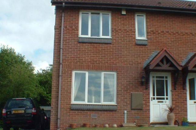 Thumbnail Semi-detached house to rent in Kestrel Close, Connah's Quay, Deeside