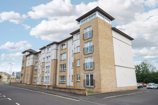 Thumbnail Flat for sale in Henderson Court, Motherwell