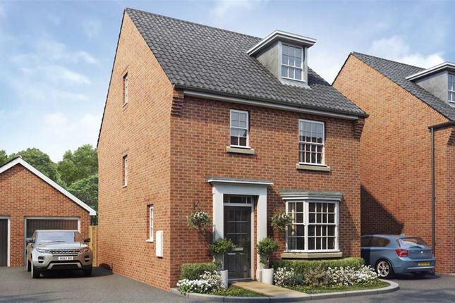 Thumbnail Detached house for sale in Trowbridge Road, Westbury