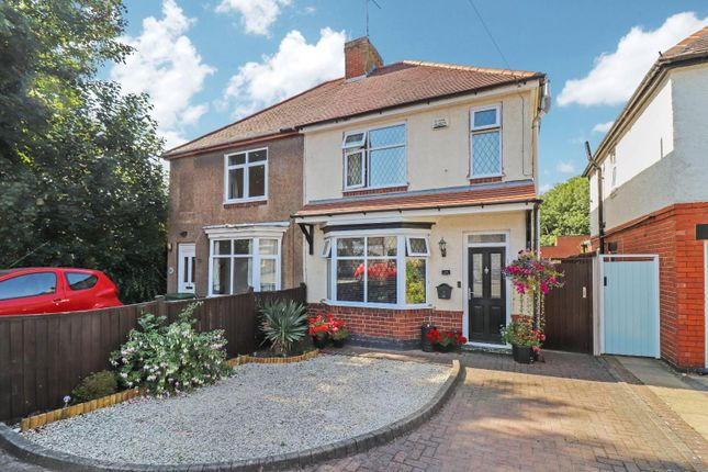 3 bed semi-detached house for sale in Gadsby Street, Nuneaton CV11
