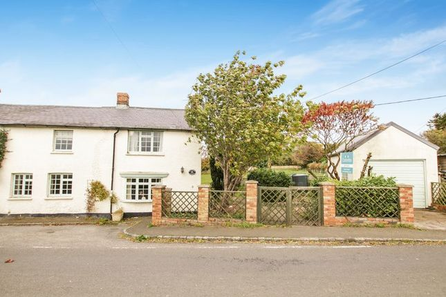 Thumbnail Cottage for sale in Easington Terrace, Long Crendon, Aylesbury