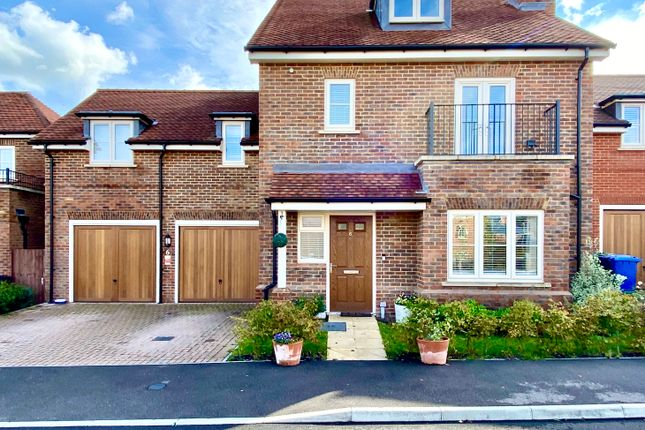 Thumbnail Detached house for sale in Neville Close, Hartley Wintney, Hook