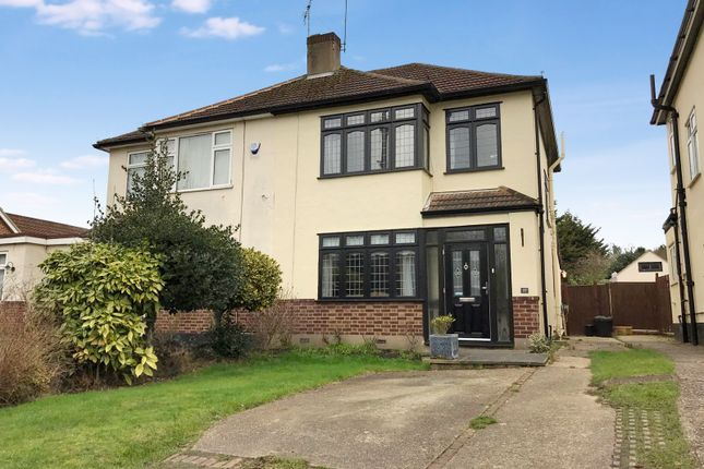3 bed semi-detached house for sale in Spital Lane, Brentwood