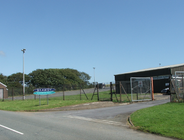 Thumbnail Light industrial to let in Brawdy Business Park, Newgale, Pembrokeshire