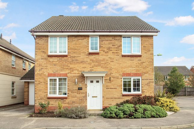 Thumbnail Detached house for sale in Wards View, Kesgrave, Ipswich