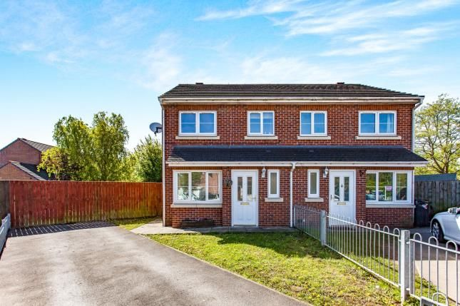 Thumbnail Semi-detached house for sale in Lysander Drive, Padgate, Warrington, Cheshire