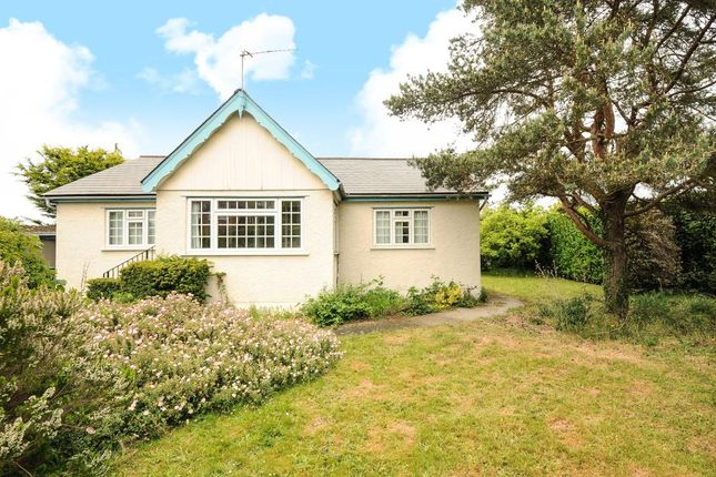 Thumbnail Detached bungalow for sale in Ouseley Road, Wraysbury