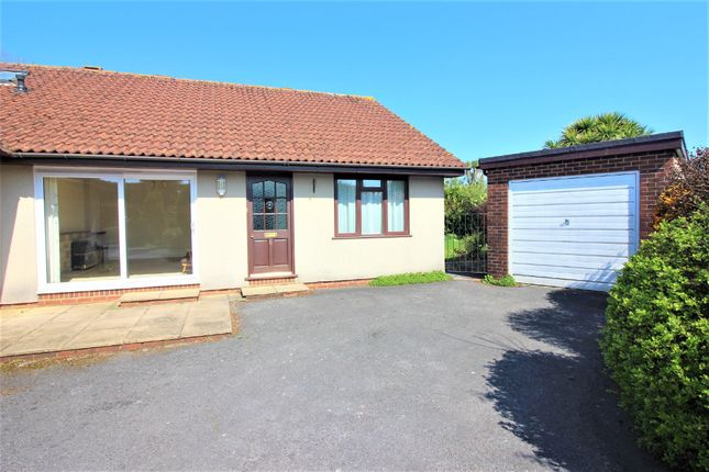Thumbnail Semi-detached bungalow for sale in Brantwood Close, Paignton