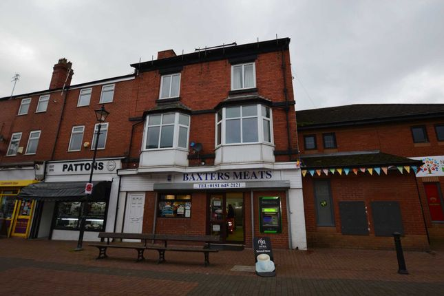 Thumbnail Flat to rent in Bebington Road, New Ferry, Wirral