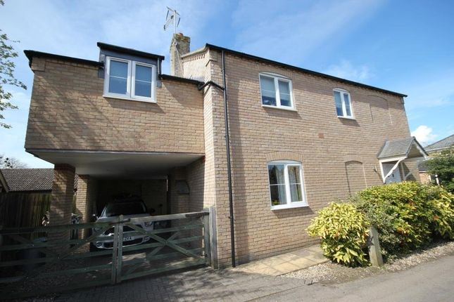 Thumbnail Detached house for sale in Redit Lane, Wicken, Ely