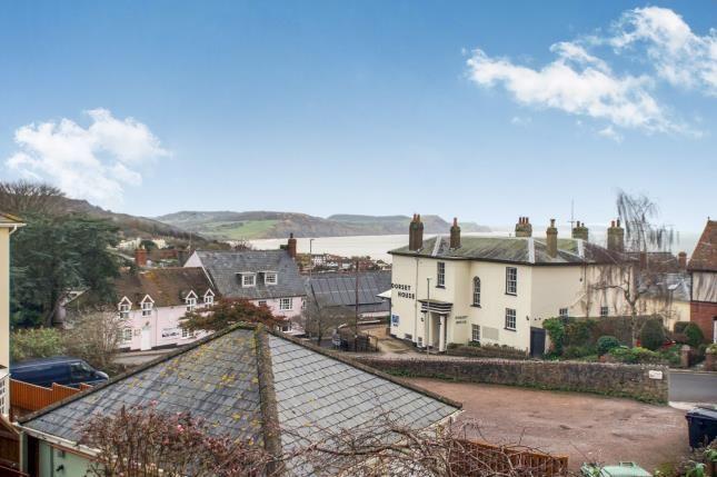 Thumbnail Flat for sale in West Hill Road, Lyme Regis, Dorset