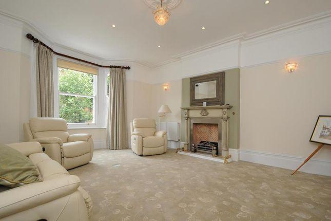 Living Room of Heath Hurst Road, Hampstead NW3