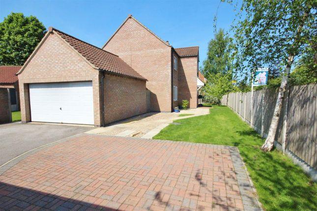 Side Elevation of Millcroft, Brayton, Selby YO8
