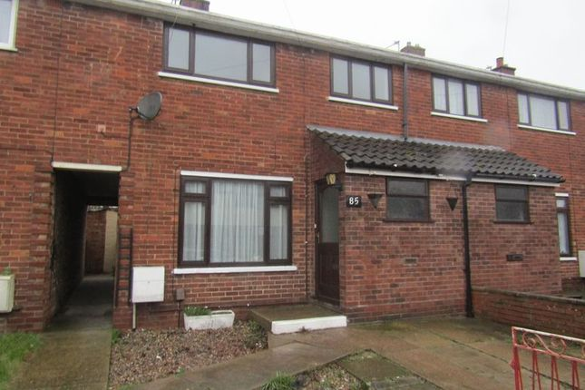 3 bed terraced house to rent in Newnham Green, Gorleston, Great Yarmouth
