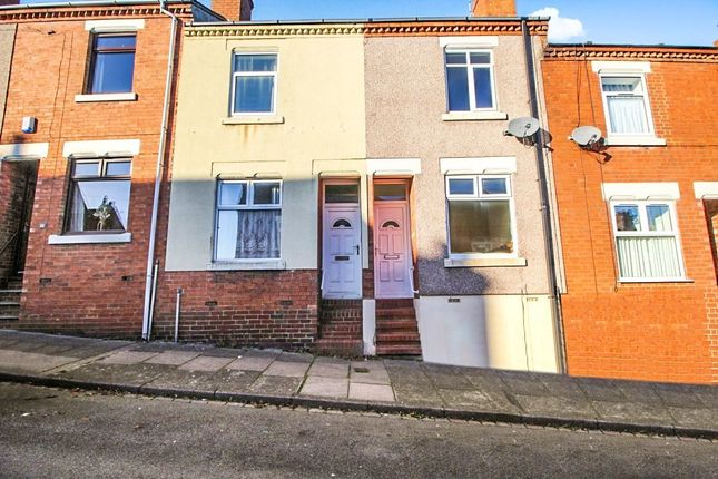 Thumbnail Terraced house to rent in Lynam Street, Stoke-On-Trent